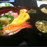 魚王KUNI - 築地海鮮丼