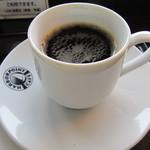 ハーバーポイント - コーヒーのアップです