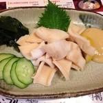 19228134 - マンボウ酢味噌