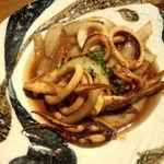 炙谷 - イカスタミナ焼き