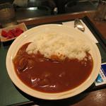 19232699 - スカイパティオ(南)@カレーライス 630円