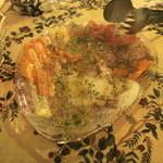 Kokochino - 海鮮カルパッチョ盛合せ