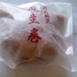 栄寿堂 - 名物、瓜生巻