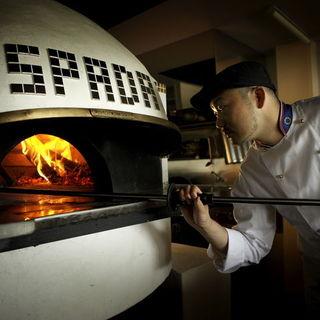 窯×薪×生地で作る本格ナポリピッツァをご賞味ください!