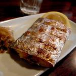 三吉 - 太刀魚塩焼き