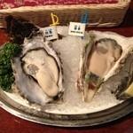 Oyster Bar ジャックポット - 春香が半額360円でした