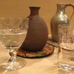 樋口 - 燗酒