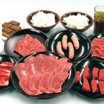スエヒロ館 - 国産牛ヤング2000円コース
