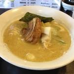 19238140 - 参鶏湯ラーメン