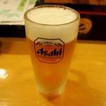 重寿し - ドリンク写真:生ビール