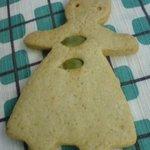 お菓子のポレポレ - 人形クッキー 1枚 110円