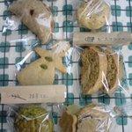 お菓子のポレポレ - かわいく個包装された素朴なお菓子たち♪