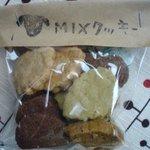 お菓子のポレポレ - ミックスクッキー 200円