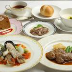 アペゼ - 料理写真:Apaiserではお手軽コースから本格コースまでご用意しております。