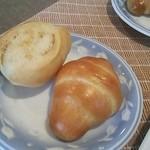19243427 - 一番お気に入りのロールパン
