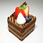 サボワ - 料理写真:ショコラ・トランシェ