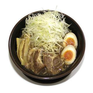 【スープ】12時間じっくり炊き込んだ濃厚スープ