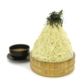 つけ麺の玉数は3玉・5玉・10玉・20玉→全て700円!!