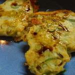 十限無 - 豆腐ネギチーズ焼き