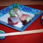 駒すし - 料理写真:造り盛合せ