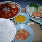 中華料理 ミンラク - マーボー定食