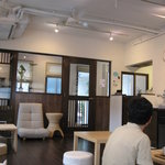 mellow cafe - 店内@mellow cafe
