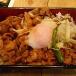 九州黒太鼓 - 豚焼き肉重