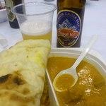 スバカマナ - ネパール?ビールとカレー