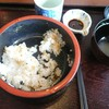 レストランまゆみ - 料理写真:おかずに合わせて食べた結果。