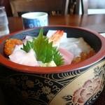 レストランまゆみ - 海鮮丼