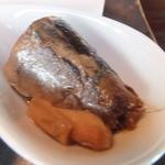 おばんざい おせんべい かまだ - ランチ梅御膳 1500円 サンマの生姜煮 【 2013年5月 】