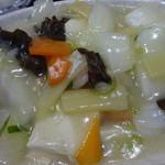 とんとり - 海鮮豆腐