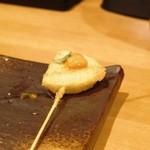 スペディーニ - 長芋ウニソース