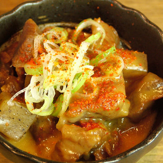 大阪【名物】どて焼き!大阪きたならこれを食べなきゃそん!!
