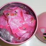カリフォルニア・コンフェクショナリー - ピンクパンサーがギュウギュウ詰め♪