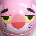 カリフォルニア・コンフェクショナリー - とぼけたお顔のピンクパンサー¥650♪