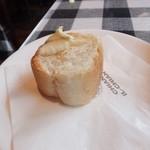 イルキャンティ 大崎 - ランチのパン