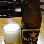 大連 - 瓶ビール:600円