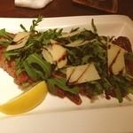 Power Dish 松五郎 - 牛肉のタリアータ ワインがすすみます^ ^