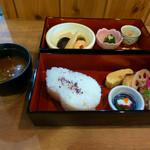活粋食堂 - 花弁当(日替わり)