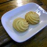 アンクルサムズ サンドウィッチ - デザートのクッキー