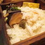 19270886 - せいろ飯 蟹