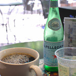 Urth Caffé - 本日のコーヒー、サンペレグリーニョ