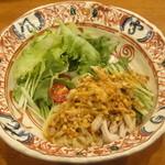 天鳳 - 棒棒鶏冷麺