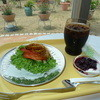カフェテリア・アペゼ - 料理写真:ピタサンドセット
