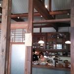 CAZIカフェ - 店内♪