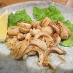 かつ田 - マンボ―ホルモン 750円 (2013.6)
