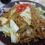 梨花食堂 - 料理写真:炒肉麺