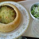 カフェテリア ペガサス - 料理写真:焼きカレー(\1,200)