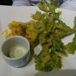 いさりび - 野菜の天ぷら盛り498円